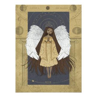 De hemel Druk van de Foto van de Engel