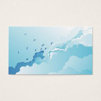 De hemel is de Grens! Visitekaartjes