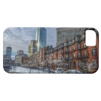 De Hemel van Boston Barely There iPhone 5 Hoesje