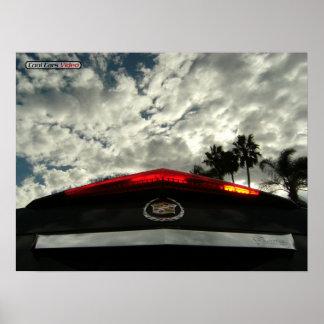 De Hemel van Cadillac Poster
