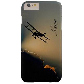 De Hemel van het Vliegtuig van bi Barely There iPhone 6 Plus Hoesje