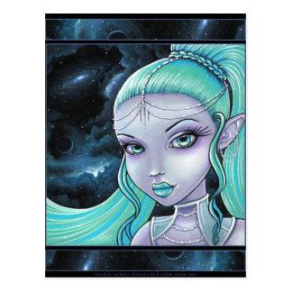 De HemelFee Asteria van het Kind van de ster Briefkaart