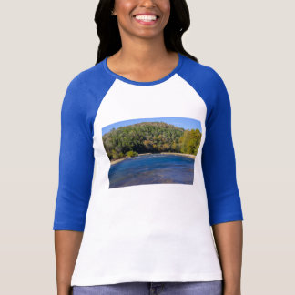De herfst bij de Vork van het Noorden T Shirt