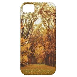 De herfst - de Stad van New York Barely There iPhone 5 Hoesje
