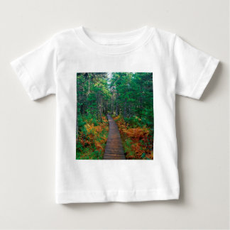 De herfst Fundy New Brunswick T Shirt