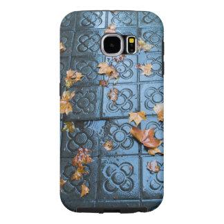 De herfst in Barcelona Samsung Galaxy S6 Hoesje