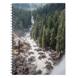 De Herfst van Vernall en de Sleep van de Mist Notitieboek