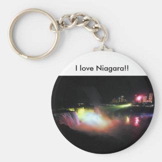 De Herfsten KeyChain van Niagara Sleutelhanger