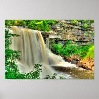 De Herfsten van Blackwater, West-Virginia Poster