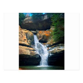 De Herfsten van de ceder, Hocking Heuvels Ohio Briefkaart