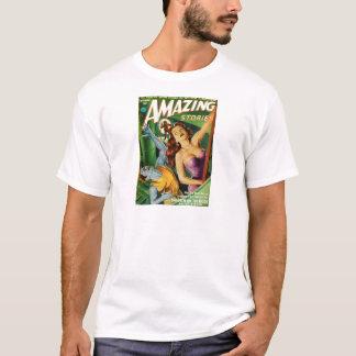 De Herfsten van de Kerel van Blu van Ladder T Shirt
