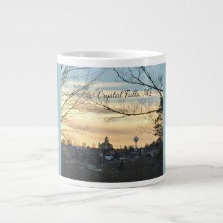 De Herfsten van het kristal, MI JumboMok van de Grote Koffiekop