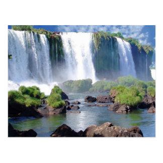 De Herfsten van Iguazu Briefkaart