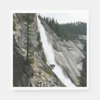 De Herfsten van Nevada bij Nationaal Park Yosemite Wegwerp Servet