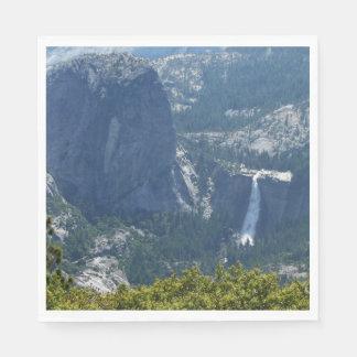 De Herfsten van Nevada van de Sleep Yosemite van Papieren Servetten