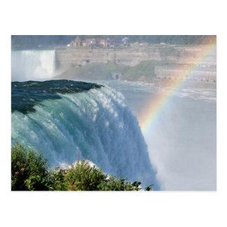 De Herfsten van Niagara, NY Briefkaart