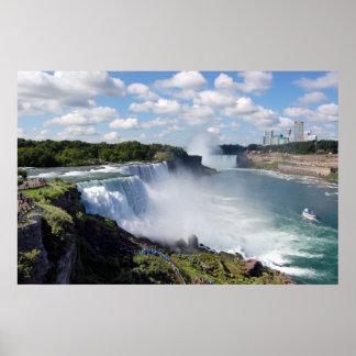 De Herfsten van Niagara Poster