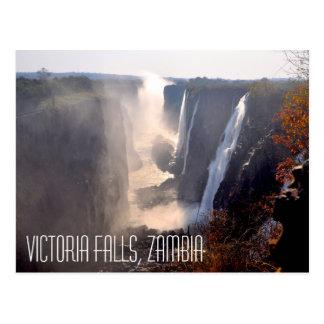 De Herfsten van Victoria, het Briefkaart van