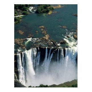 De Herfsten van Victoria, Zambia aan de grens van Briefkaart