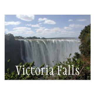 De Herfsten van Victoria, Zambia, Zimbabwe Briefkaart