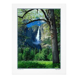 De Herfsten van Yosemite - Nationaal Park Yosemite Foto Prints