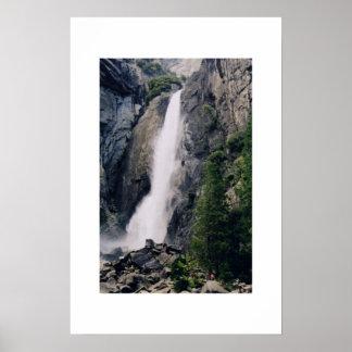 De Herfsten van Yosemite, Yosemite Nationaal Park, Poster