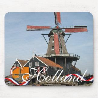 De Herinnering Mousepad van Holland van de Windmol Muismatten