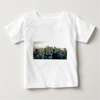 De Herinnering van de Stad van New York Baby T Shirts