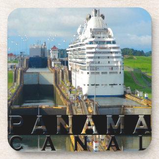 De Herinnering van het Kanaal van Panama Onderzetter