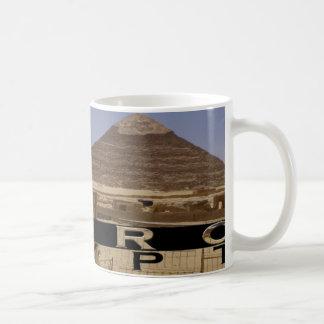 De Herinnering van Kaïro Egypte Koffiemok