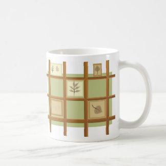De Herinnering van naturen Koffiemok