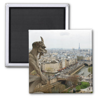 De hersenschim van het Notre Dame de Paris Magneet
