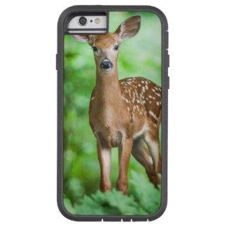 De Herten Fawn van het baby in het Bos Tough Xtreme iPhone 6 Hoesje