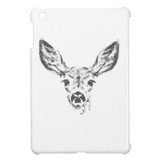 De herten van Fawn iPad Mini Hoesjes