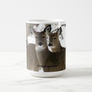 De Herten van Whitetail Koffiemok