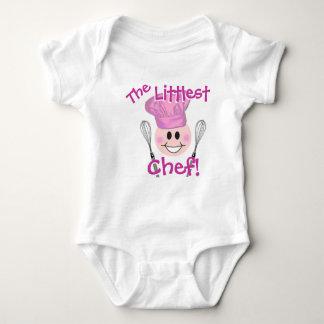 De het babyklimplant van de Chef-kok Littlest Romper