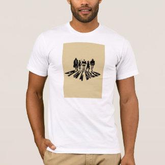 De het Sterven T-shirt van het Logo van het Ras