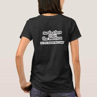 """De """"het T-shirt Kerstman verovert van de"""