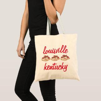 De Hete Bruine Openface Sandwich van Louisville Draagtas