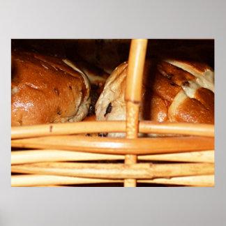 De hete DwarsMand van Pasen van Broodjes #2 Poster