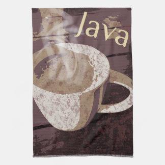 De Hete Mok van Java van de koffie Theedoek