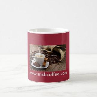 De hete Nieuwe Mok van de Koffie - strikt voor de