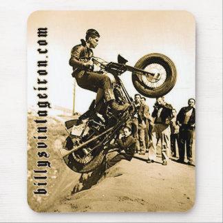 De Heuvel van Harley beklimt Muismat