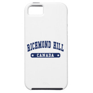 De Heuvel van Richmond Tough iPhone 5 Hoesje
