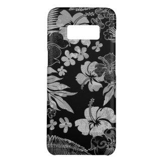 De Hibiscus Hawaiiaan van de Tijden van Kona Case-Mate Samsung Galaxy S8 Hoesje
