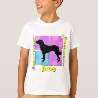 De hip Anatolische Hond van de Herder T Shirt