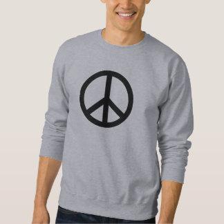 De Hippie van het Symbool van Hipster Trui