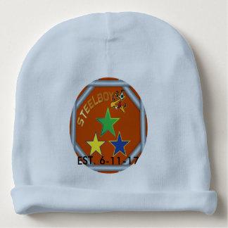 De hoed van het het logobaby van de douane MTFL Baby Mutsje