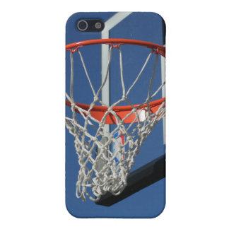 De Hoepel van het basketbal iPhone 5 Hoesje
