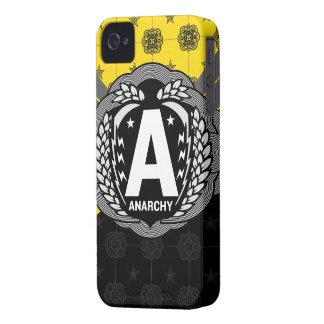 De hoesje-Partner van de anarchie iPhone 4 Hoesje